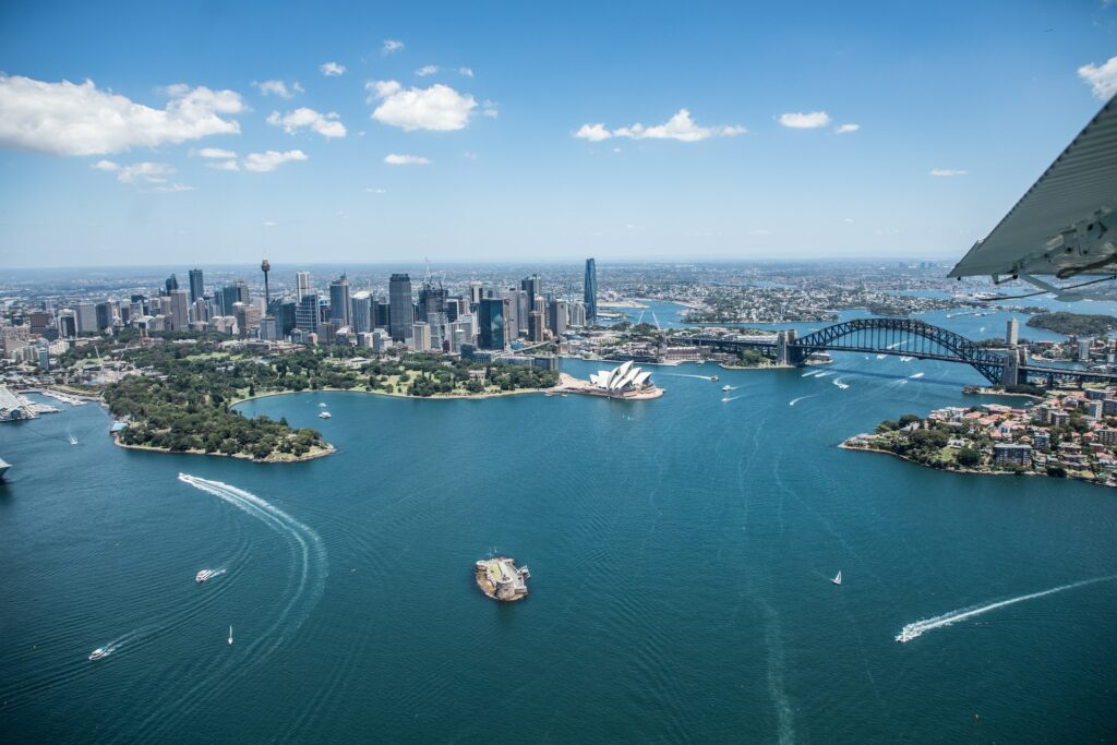 Sydney Harbour, New South Wales, Australia