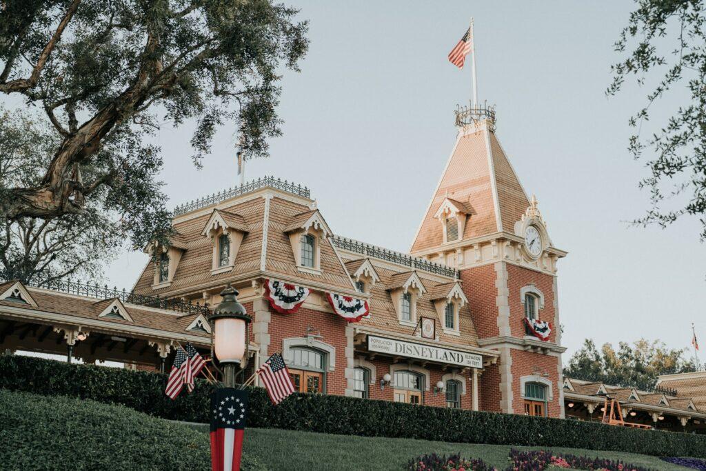 Disneyland Drive, Anaheim, CA, USA
