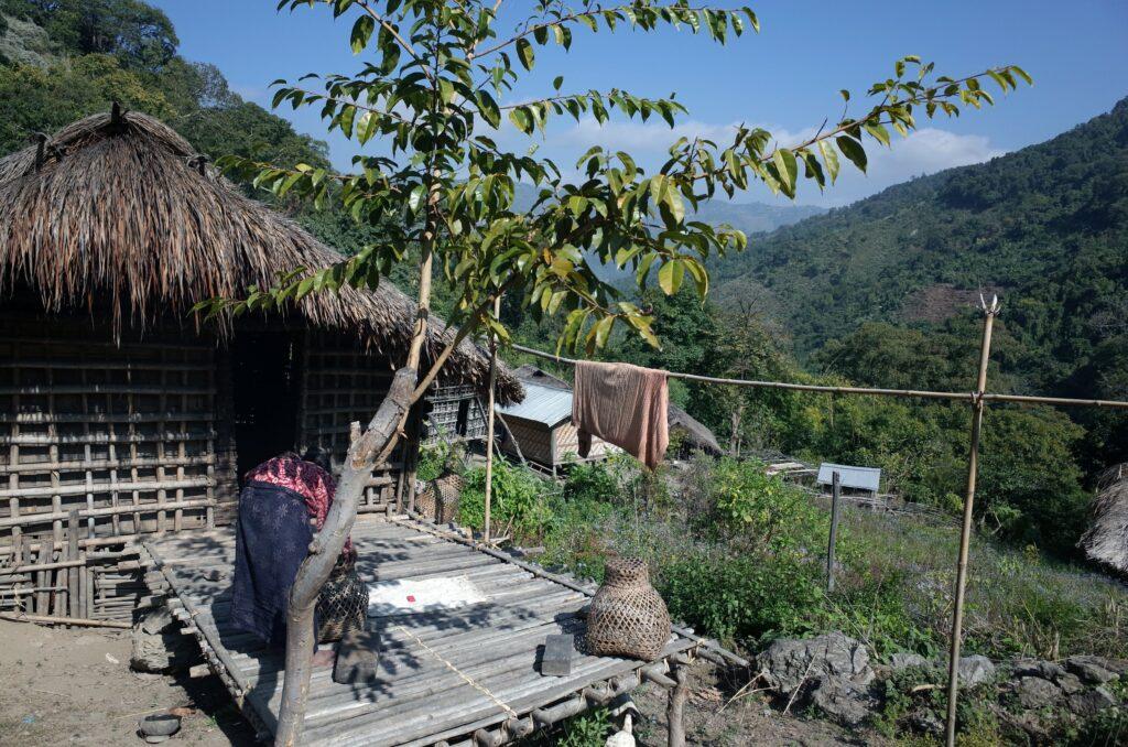 Beautiful Myanmar, Mountain Village